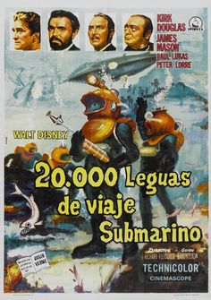 Watch 20,000 Leagues Under the Sea Full-Movie