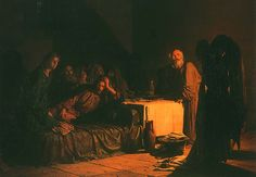 artist-nikolaige:Last Supper via Ni... https://artist-vereshchagin.tumblr.com/post/161657262495/artist-nikolaige-last-supper-via-nikolai by http://apple.co/2dnTlwE