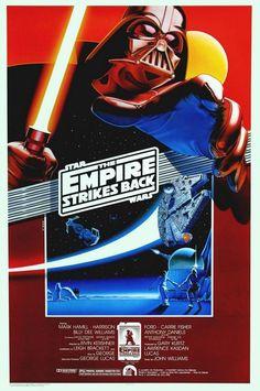 Star Wars: Episode V - The Empire Strikes Back (1980).