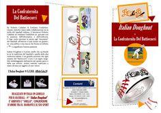 Creiamo un simbolo... Roberto Cabalisti L.C.D.B.® Italian Doughnut