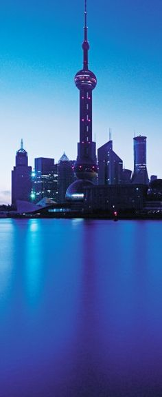 Slip away to #Shanghai.