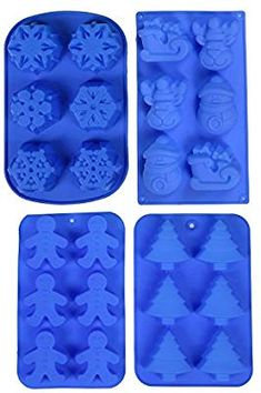 Save money by making your own christmas candy this year! Homemade Christmas candy makes a great gift or addition to the Christmas dessert menu. From bark to fudge and chocolate candies, there are over a Christmas Tree Cake, Christmas Candy, Christmas Baking, Homemade Christmas, Xmas, Hard Candy Molds, Candy Molds Silicone, Making Crayons, Candy Making Supplies