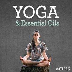 Yoga and essential oils for a beneficial deeper workout relaxation regime
