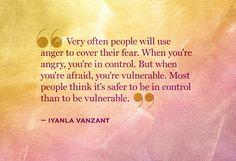Iyanla Vanzant - she's exactly right, again! Love Iyanla!