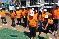 VFS Global Tribal Survivor team building event in Fourways, facilitated and coordinated by TBAE Team Building and Events Team Building Events, Team Building Activities