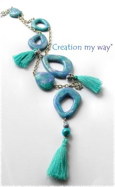 Necklace by Creation my way