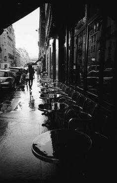 """""""sur un jour de pluie"""" by Lara Kantardjian, via 500px."""