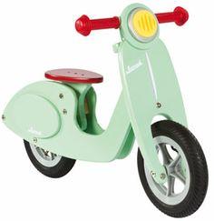 Janod Scooter - Mint   Lille Bi