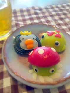 京都水族館の和菓子
