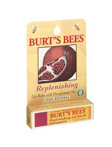 burts bees with pomegranate. love it!