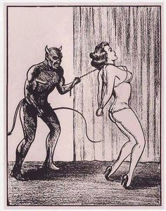 The devil and I ♡