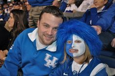 Snapped Photo Gallery: UK fans at Vandy-UK game http://bit.ly/xmoQVV