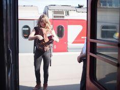 Trans Mongolian Railway