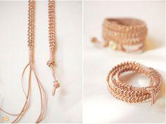 Image from http://itsjello.com/wp-content/uploads/2013/12/diy-leather-bracelet-1a.jpg?281e67.