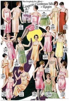 a07eb9b32e1bd 18 Best 1930s || vintage undergarments images | Vintage fashion ...