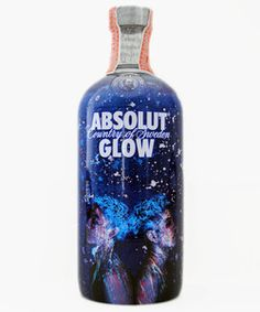 Absolut Vodka Glow
