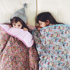 Fabrik Sleeping Bags : By Kirsten Rickert