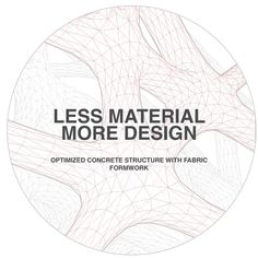 Designer's manual for concrete structure optimization with fabric formwork