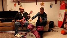 Nashville-based Frank Pasquale and Drew Creal of Pasquale Custom Guitars recently played a mashup of thrash metal songs by Slayer on pretty pink children's instruments. Pasquale shredded on a tiny ...
