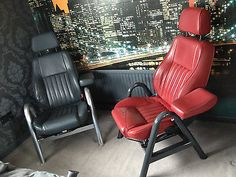 ALFA-ROMEO-TOP-GEAR-CAR-SEATS-CHAIRS-MOMO-LEATHER-CLASSIC-CAR-BEST-AVAILABLE