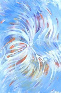 "Saatchi Art Artist Lila Koufopoulou; Painting, ""DANCE YOUR DREAMS - Not for Sale."" #art"