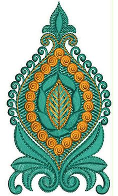 Baby Blanket  Applique Embroidery Design