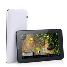 """www.rstore2u.com 7 Inch 3G Enabled Android Tablet """"Domino"""" -  1.2GHz 512MB"""
