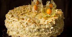 napoleon, tort napoleon, rosyjski tort, rosyjski napoleon, napoleon klasyczny, ciasto napoleon, ciasta z kuchni rosyjskiej, przekładane ciasto napoleon pyszne ciasto napoleon Cake Recipes, Cheese, Desserts, Food, Tailgate Desserts, Deserts, Easy Cake Recipes, Essen, Postres