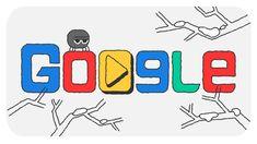 7. den Sněhových her Doodle! ❄️ #GoogleDoodle
