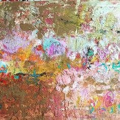 A Perfect Plan, Oil and texture, 24 x 30 in. #faith #fineart #art #oilpainting #abstractart #style #gallery #paris #believe #pink #interior #interiordecor #interiordesign #inspirational #interiors #dreaminterior #love #london #amydonaldson #architecture #soho #arthamptons