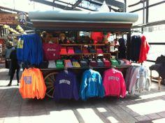 Sea Boston kiosk at Faneuil Hall Marketplace