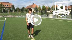 3 ways to flick up a football - Popcorn, Malouda Flick and Pendulum. For more check out youtube.com/10bra - goalgetter.tv Football Tricks, Free Kick, Popcorn, Kicks, Goals, Tv, Check, Sports, Youtube