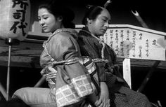 Chikamatsu monogatari (1954) / Kenji Mizoguchi