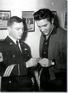 at the Kennedy Veterans Hospital, January 4 1957