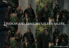 The Lord of the Rings: The Fellowship of the Ring - Things I love about LOTR 4