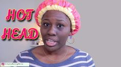 Hot Head Conditioning Cap Review ft. Shea Moisture