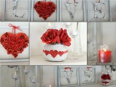 DIY Valentine's Day Luxury Decor on an inexpensive budget! This whole project was created on a budget from the Dollar Tree / General Store. Here is a list of...