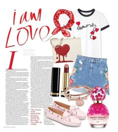 """""""I'm in love with you ❤️ #love #marcjacobs #gucci #polyvore #polyvoreid"""" by vikapranika on Polyvore featuring Tory Burch, Love Moschino, MANGO, Tod's, Gucci, Marc Jacobs, Alex and Ani and rag & bone"""