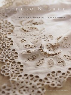 hedebo eyelet looks made by hand