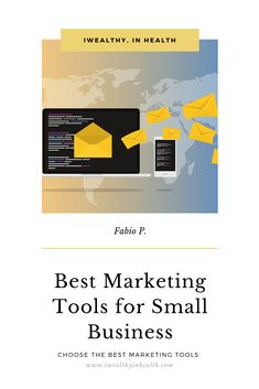 Best Marketing Tool for Small Business Online Work, Marketing Tools, Online Business, Finance, Health, Health Care, Economics, Salud