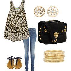 spring style...oohhhhh leopard!