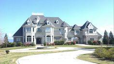 Westgate Mansion in Atlanta, Georgia Atlanta Mansions, Mansions Homes, Dream Home Design, My Dream Home, Dream Big, Fancy Houses, Dream Houses, Nice Houses, Florida Mansion