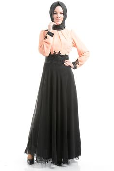 Code: 401SMN Material: %100 POLYESTER Length: 140 CM Description: WHOLE DRESS Sizes: 38-40-42-44-46-48 Price: RM299.00