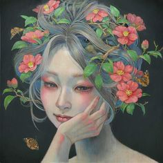 Paintings by Miho Hiranosee the previous post