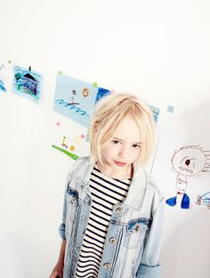 ZARA - #ZARALOOKBOOK - Kids - Abril