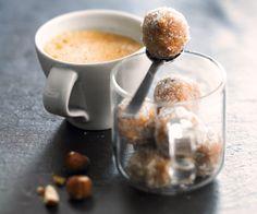 De savoureuses billes de #speculoos pour accompagner #the ou café !
