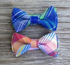 Rainbow Bow Tie  Boy's Bow Tie  Bow Tie for Boys  by littlevys, $18.00