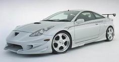 Toyota Celica 2000 Service Manual - 2000 Toyota Celica - Repair7, Lock & Security System, Glasses, Window System & Mirrors, Roof, Exterior & Interior, Instrument Panel, Seat, Starting & Charging System