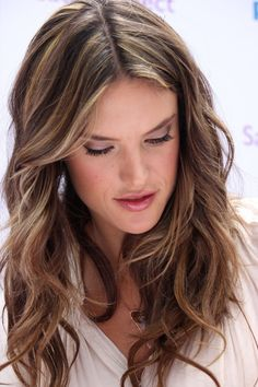 Hair color for summer or winter