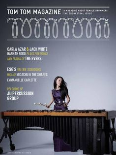 #ClippedOnIssuu from Tom Tom Magazine Issue 12: The Orchestral Issue